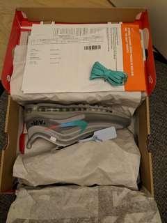 Nike offwhite airmax 97 US9.5