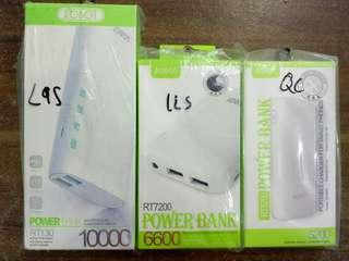 Power bank Robot 10.000 Original