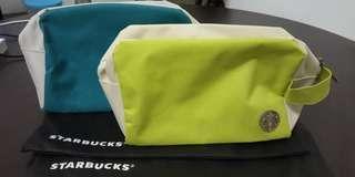 Starbucks pouch