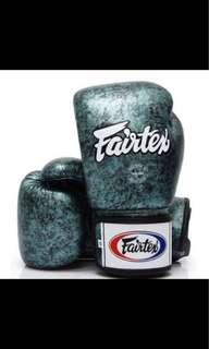 Fairtex emerald glove