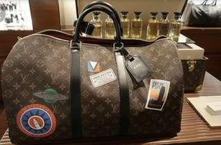 SALE!!! LIMITED EDITION Louis Vuitton World Tour Keepall 45