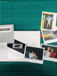 iKON limited edition photobook