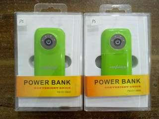 Powerbank advance 5800mah