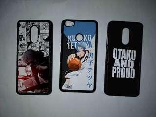 Anime phone case