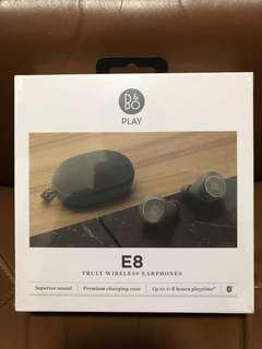B&O Play E8 Wireless Earphones (Charcoal Sand)