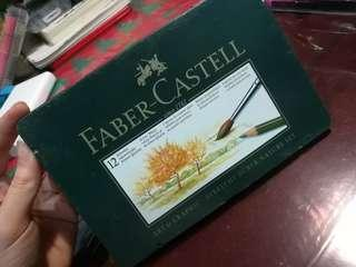 Faber Castell Albrecth Durer Watercolor Pencils Lanscape Edition