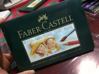 Faber Castell Albrecth Durer Watercolor Pencils Portrait Edition