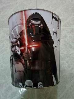 Star wars tin can memorabilia