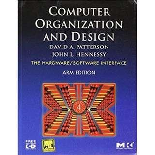 Computer Organization and Design: The Hardware/Software Interface by David A. Patterson and John L. Hennessy, 4th Edition, Morgan Kaufmann