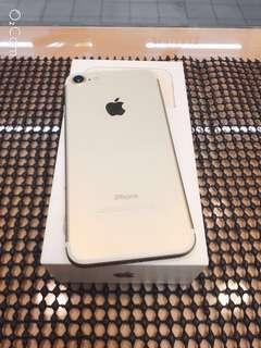 土豪金(金)Apple I phone 7 IPhone7 IPhone 7 I7 4.7寸 128g