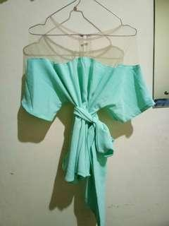 Kimono blouse pita sabrina #maudompet