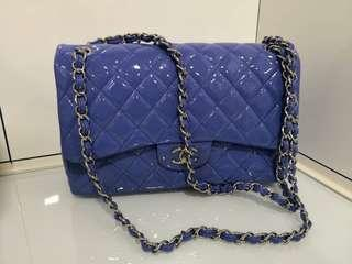 Authentic Chanel Classic Flap Jumbo