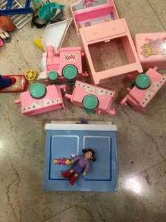 Girls pretend play toys