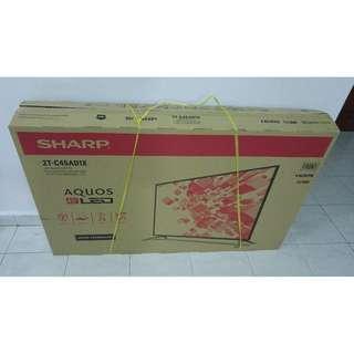 "Sharp 45"" Empty TV Box (Sold)"