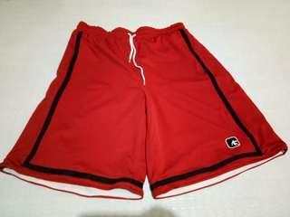And1 reversible basketball shorts XL