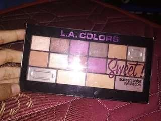 LA Colors Eyeshadow Sweet