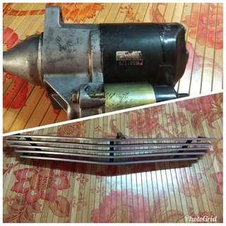 Barang kereta wira 1.5 mmc injection V12