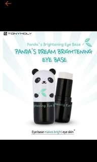 TONYMOLY Panda's Dream Brightening Eye Base #BEAUTY50 #CNY888