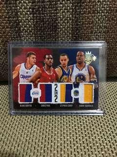 NBA Card Steph Curry