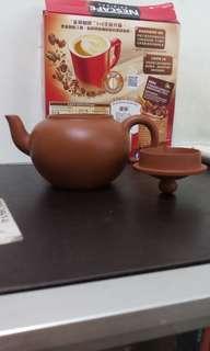 紫砂壺,紅泥20OCC