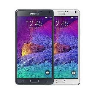 Samsung N910 Galaxy Note 4 32GB Verizon LTE Android Smartphone