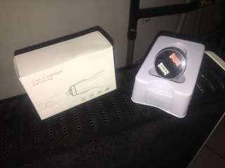 🚚 雙USB QC3.0 2.4A車充