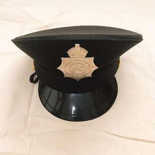 Police Officer Military Cap