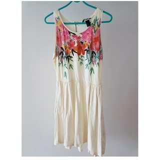H&M floral summer dress