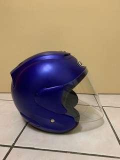 Helmet Arc Ritz Blue Matte