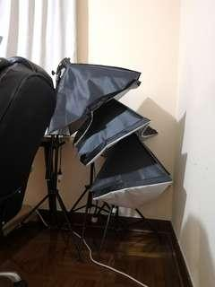 Lighting equipment 補光 打燈用