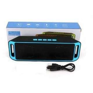 Megabass Music Wireless Bluetooth Speaker A2DP stereo w/ FM