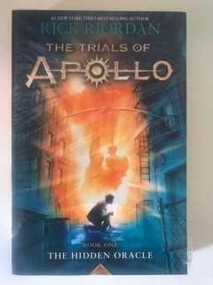 The Trials of Apollo Book One