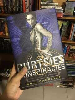 Curtsies and Conspiracies Hardcover