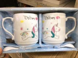 Unicorn Couple Mug