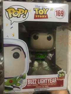 Funko Pop Toys Story Buzz Lightyear