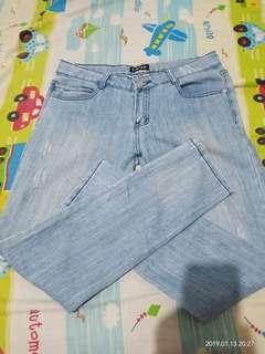 (preloved) jeans bebe size 32