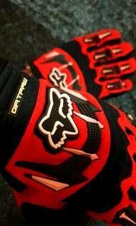 Fox dirtpaw mtb gloves