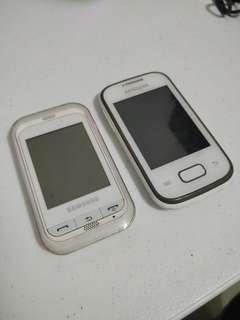 Old Samsung Touch Screen Cellphone