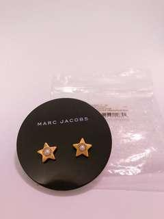 Marc Jacobs Earrings 星星珍珠耳環(Not sample)