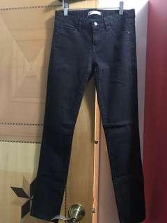 Uniqlo skinny jeans 牛仔褲