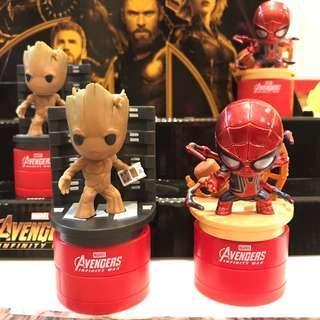 Marvel Avengers Stamp