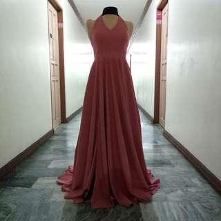 CUSTOM MADE GOWNS