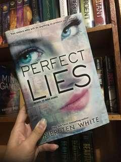 Perfect Lies Hardcover