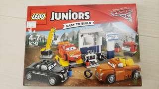 LEGO 10743 Cars 3