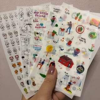 Journal Stickers