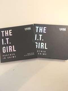 The I.T Girl Make over