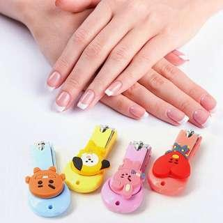 BTS BT21 Nail Clipper