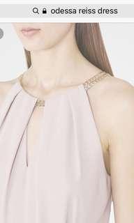 🈹[New]Reiss dress - Odessa Ice Rose Pink