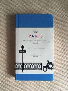 Paris travel book 巴黎旅遊書