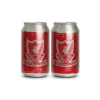 🚚 Liverpool FC Crest 350ml Stainless Can